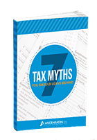 7 Tax Myths Book Cover