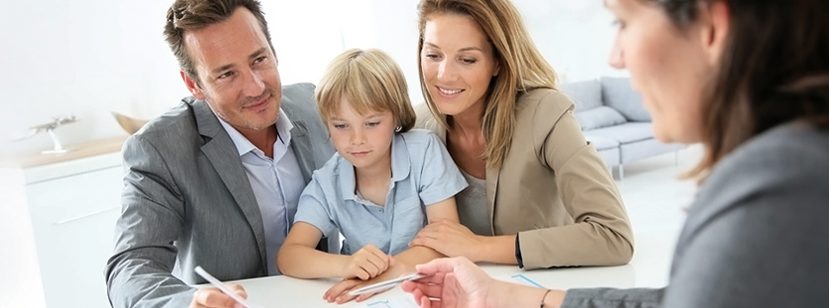 Header Image - Featured - Client Meeting Personal Financial Planning