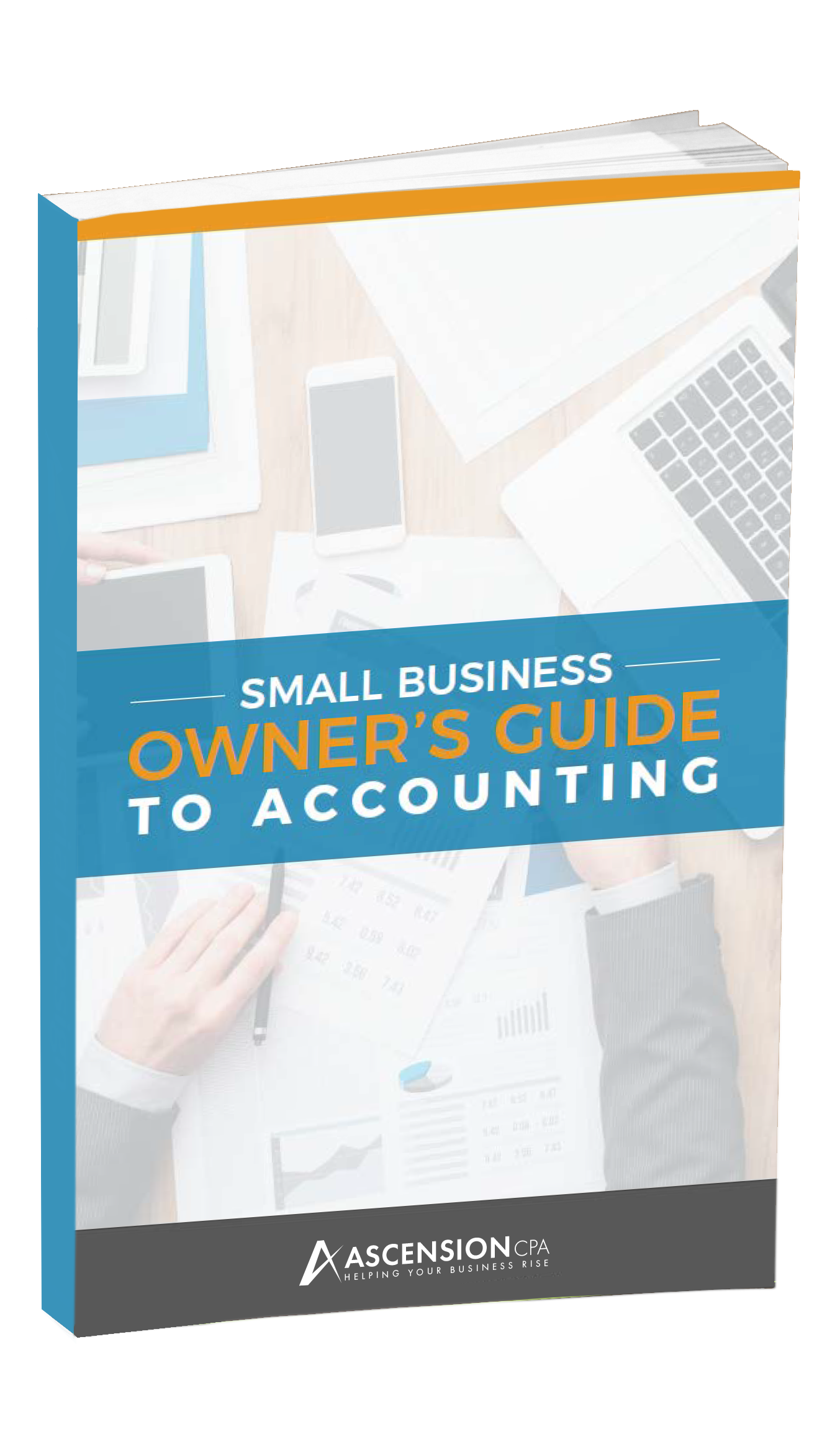 SMB Owners Guide to Accounting Book Mockup