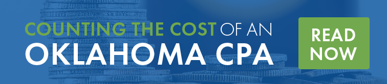 Counting the Cost of an Oklahoma CPA