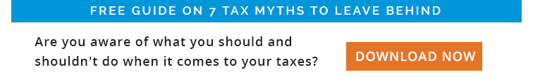 Download the Free Guide on 7 Tax Myths to Leave Behind
