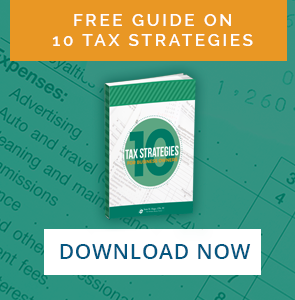 Learn about the top 10 Tax Strategies for Business Owners