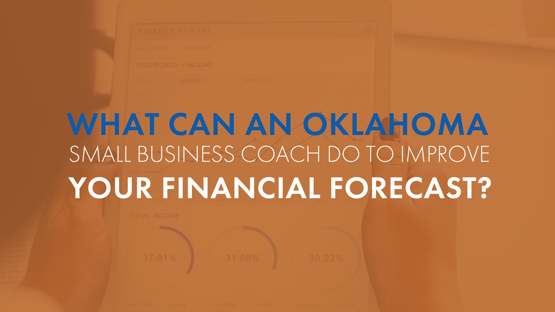 What Can an Oklahoma Small Business Coach do to Improve Your